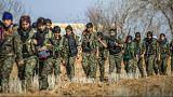 ماذا حدث لجثة المقاتلة الكردية بارين كوباني؟