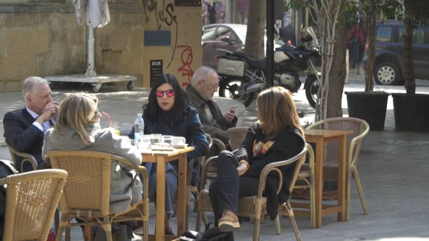 Cipro: giovani in fuga dalla politica