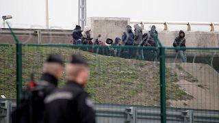 Mehr Polizei für Calais