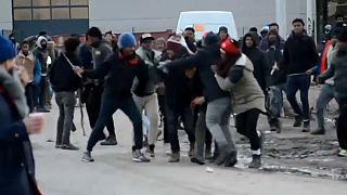 Más policía en Calais tras una pelea que acabó a tiros