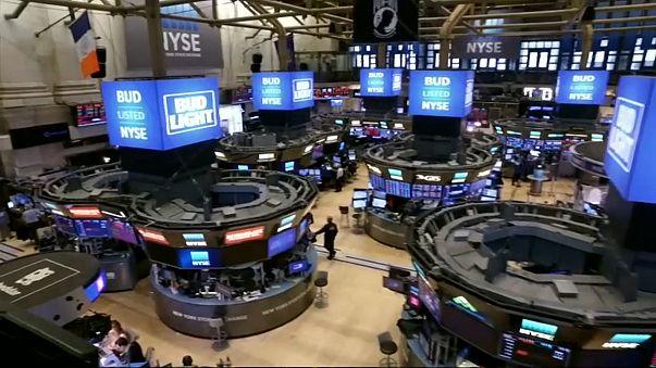 Dow Jones caiu mais de quatro por cento ao longo desta semana