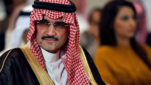 الأمير والملياردير السعودي الوليد بن طلال