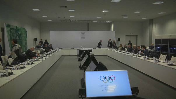 IOC Rus sporcuların yasağını kaldırdı