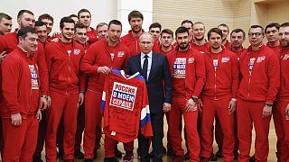 Továbbra sem biztos az oroszok indulása a téli olimpián