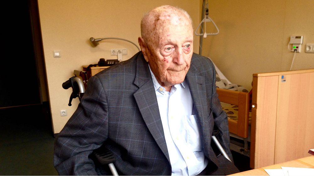 Rocket fuel inventor dies aged 107