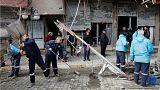 Újabb, Szíriában indított rakéták csapódtak be török területen