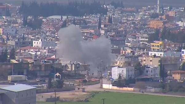 Dos muertos y 19 heridos en Turquía tras el lanzamiento de varios cohetes desde Siria