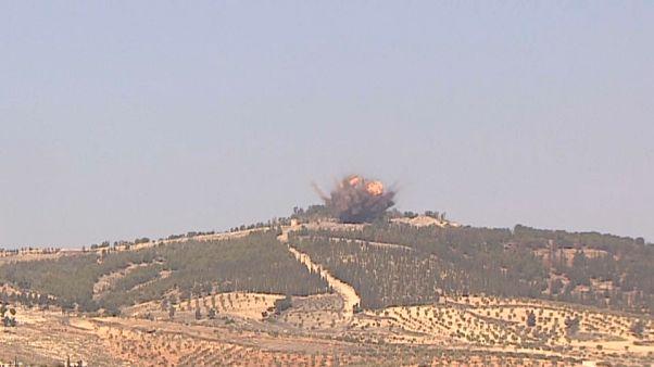 Siria: razzi curdi contro città turche al confine. Uccisa e mutilata combattente curda ad Afrin
