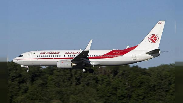 طائرة تابعة للخطوط الجوية الجزائرية