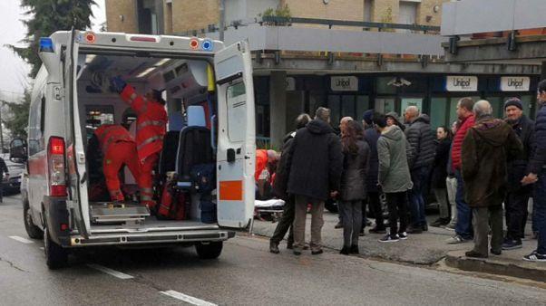 Seis heridos en un tiroteo racista en la ciudad italiana de Macerata