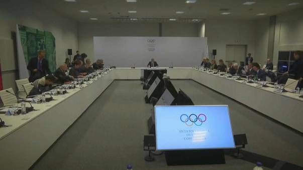 IOC to review overturned ban on Russian athletes