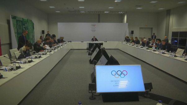 JO de Pyeongchang : des Russes bannis finalement éligibles