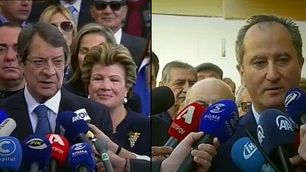 Vasárnap elnököt választanak a görög ciprusiak