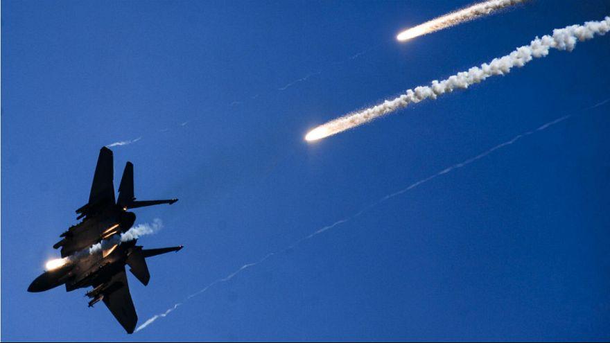 'مخالفان مسلح سوریه' جنگنده روسیه را سرنگون کردند