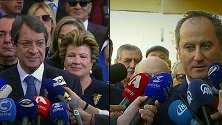 Greek Cypriots vote in presidential runoff