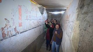 Tomb said to belong to top-ranking female official Hetpet