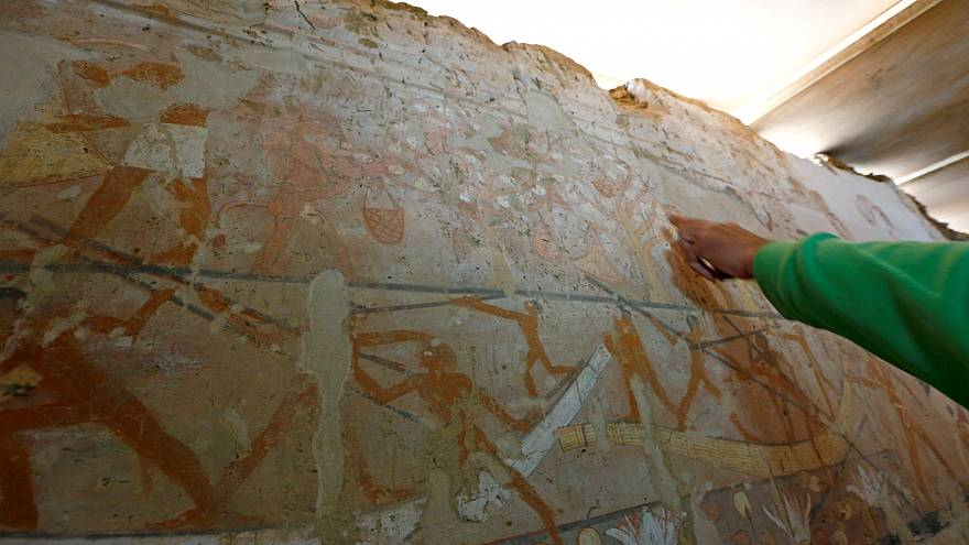 4000 Jahre alte Grabkammer einer Priesterin entdeckt