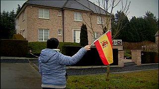 Katalan siyasetçi Puidgedemont Belçika'da villa kiraladı