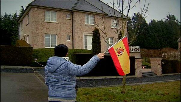 A provável nova casa de Puigdemont