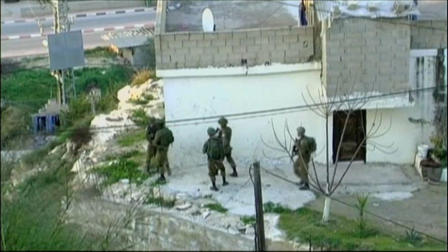 Muere un joven palestino de un disparo en la cabeza durante una incursión militar israelí