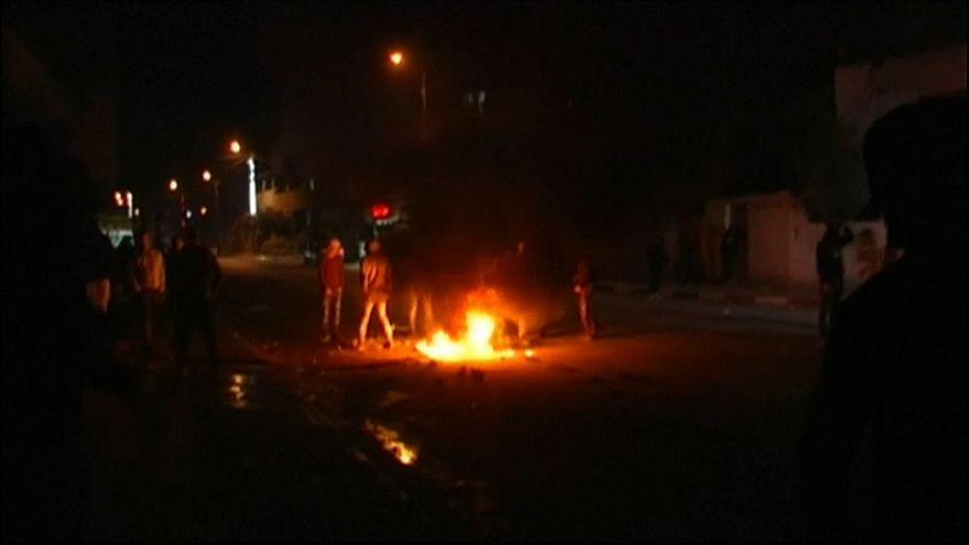 Палестинец убит израильскими военными