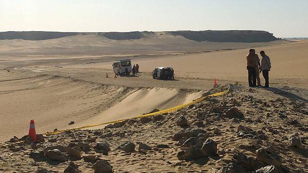 قتلى في تفجير عبوة ناسفة استهدفت حافلة تابعة لقوات الأمن المصرية في سيناء