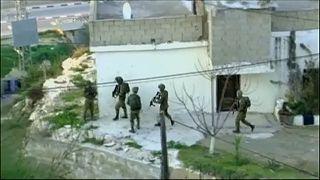 Lelőttek egy palesztin fiatalt
