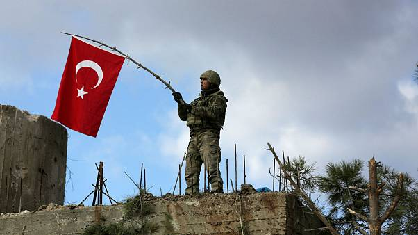 نبرد عفرین سوریه؛ تلفات جانی شبهنظامیان کُرد و ارتش ترکیه
