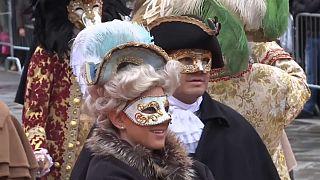 Carnaval já se festeja dentro e fora da Europa