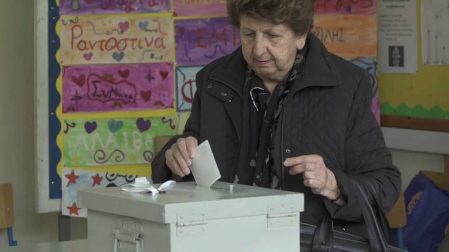 Segunda volta das presidenciais na República de Chipre