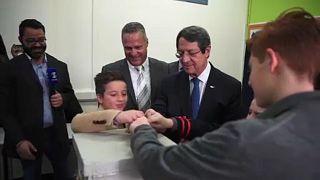 Ciprus: lagymatag érdeklődés az elnökválasztáson
