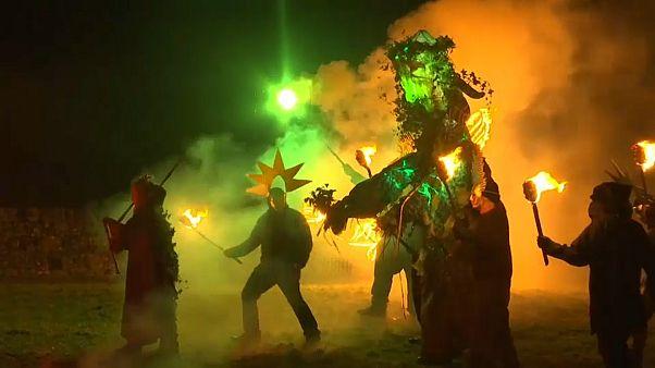 Фестиваль огней