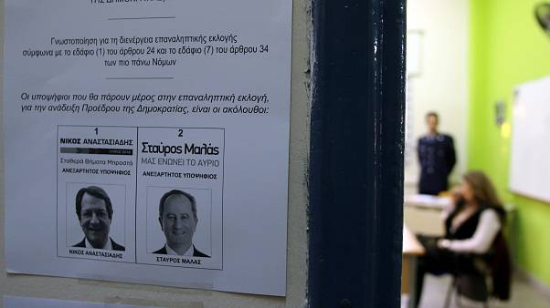 Greek Cypriots go to the polls