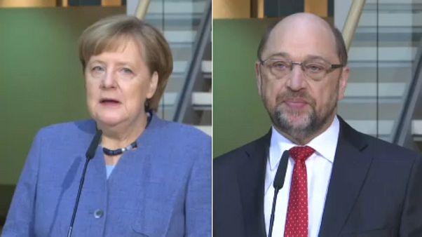 Kemény a koalíciós tárgyalás Németországban