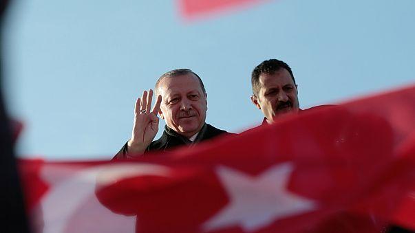 Erdoğan İtalya'da: Türkiye'nin AB üyeliği iç siyasi hesaplara kurban edilmemeli