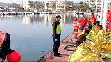 Melilla: resgatados cadáveres de migrantes