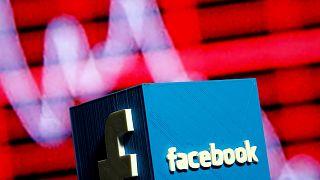 شعار الشبكة العملاقة فيسبوك