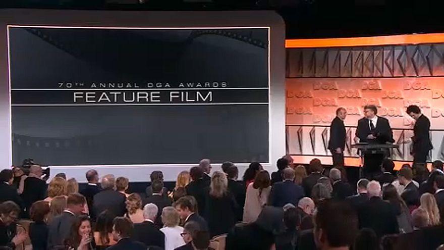 Újabb díj A víz érintése című filmnek