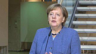 Coligação alemã com parto difícil