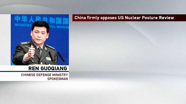 China slams US nuclear expansion