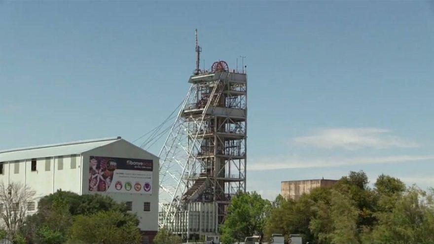 Südafrika: Goldmine geschlossen