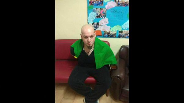 El autor del tiroteo de Macerata militó en la Liga Norte