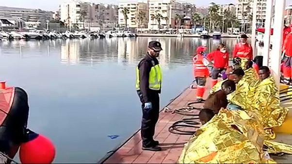 16 holttestet emeltek ki a Földközi-tengerből