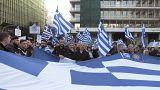Grecia: migliaia in piazza per un nome
