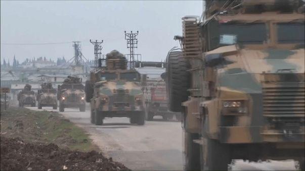 Turquia mantém operação Ramo de Oliveira na Síria