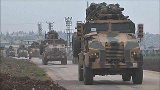 Türkei: Ausweitung des Einsatzes in Syrien möglich