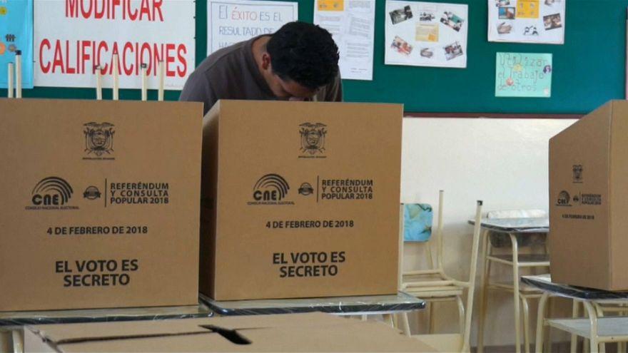 Ecuador decide su futuro