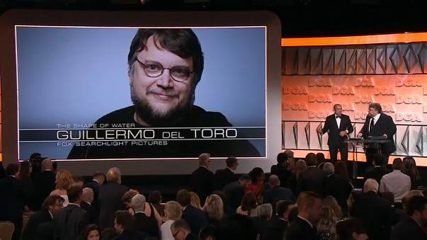 Guillermo del Toro ganha Directors Guild Awards