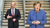 Merkel and Schulz fail to reach coalition deal