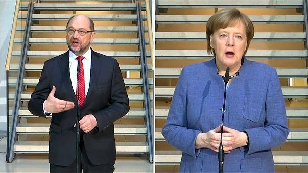 Merkel and Schulz fail to reach coalition deal